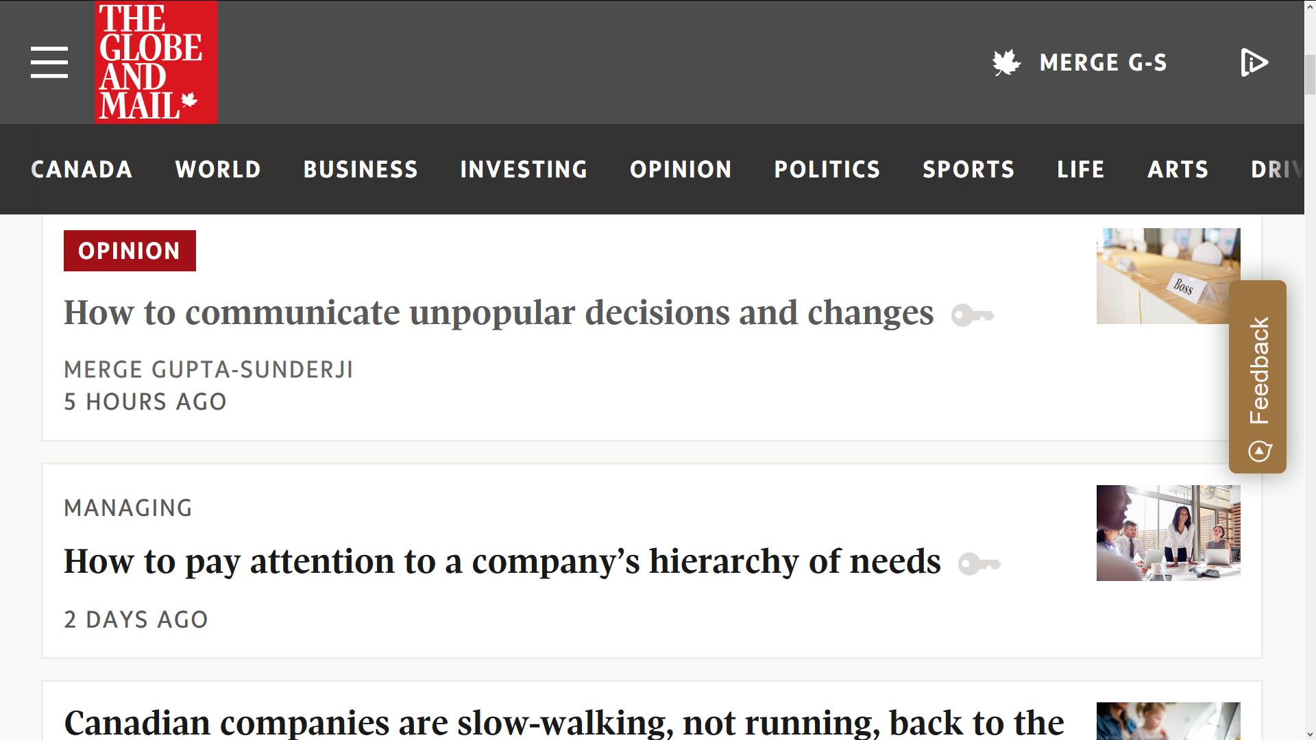unpopular decisions