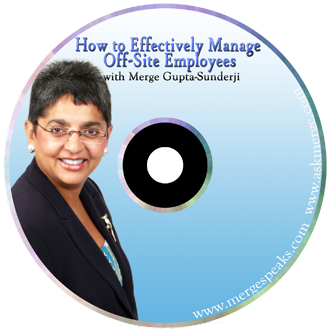 How to Effectively Manage Off-Site Employees