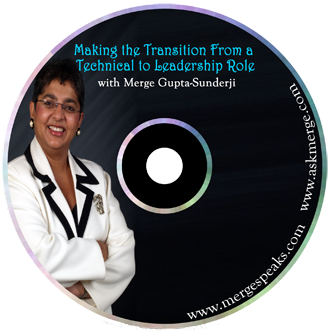 Making the Transition from a Technical to a Leadership Role