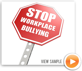 Don't Back Down Dealing with bullies in the workplace